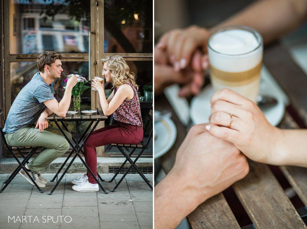 Sara i Darek | Sesja narzeczeńska