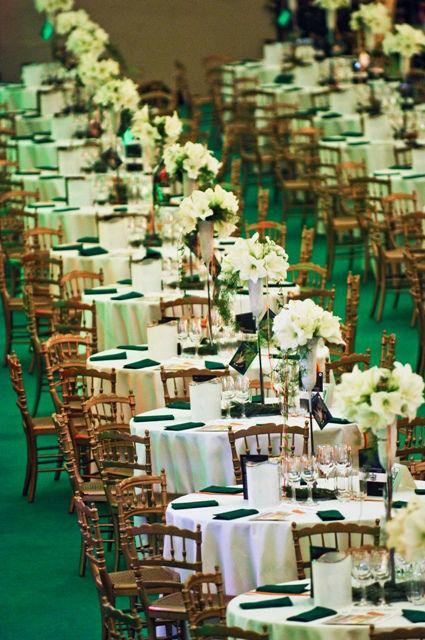 Beispiel: Gala Dinner für Ihre Hochzeit, Foto: Lux & Lauris.