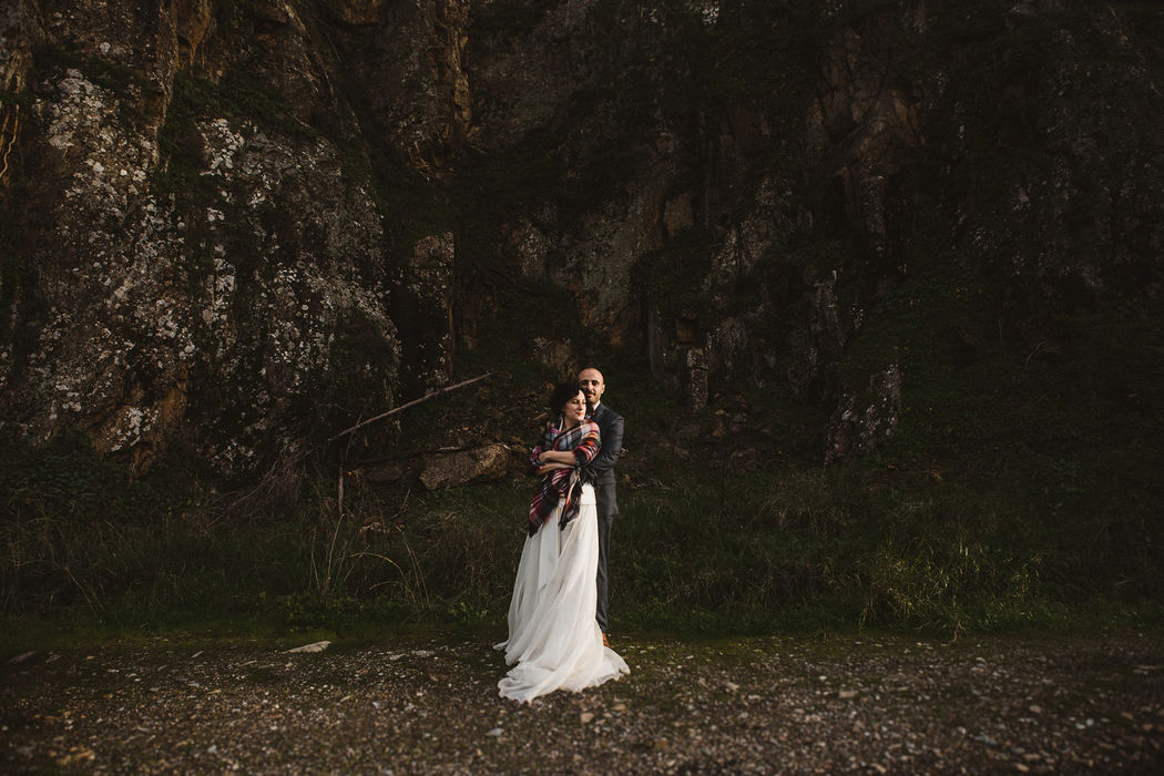 Postboda B + J / Trash the Dress B + J  -My One and Only-