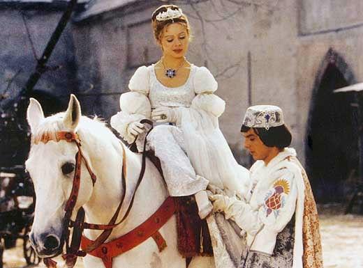Beispiel: Heiraten wie im Märchen, Foto: Drei Haselnüsse.