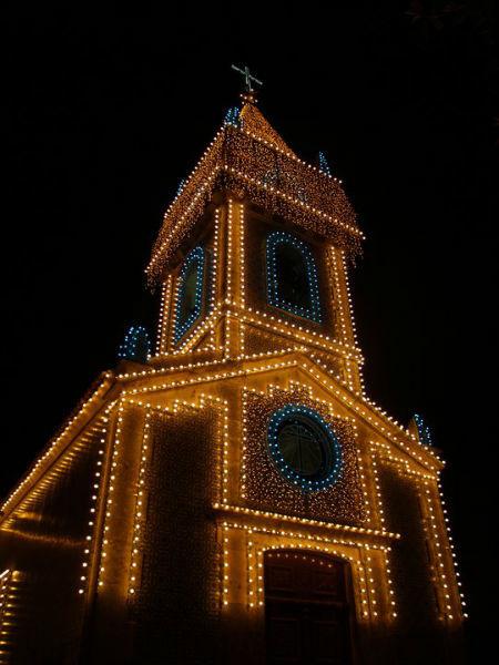 Foto: Castros, iluminações Festivas