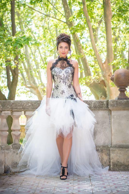 Collection Mariées de Provence 2017 - modèle DESIR