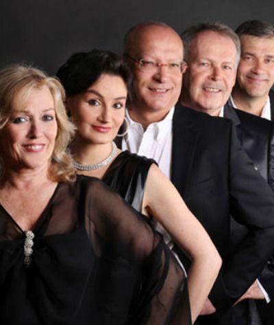 Beispiel: Quintettbesetzung, Foto: Montreal Dance.