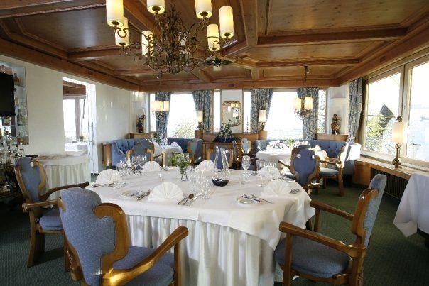 Beispiel: Hochzeitsgedeck, Foto: Hotel Schönbuch.