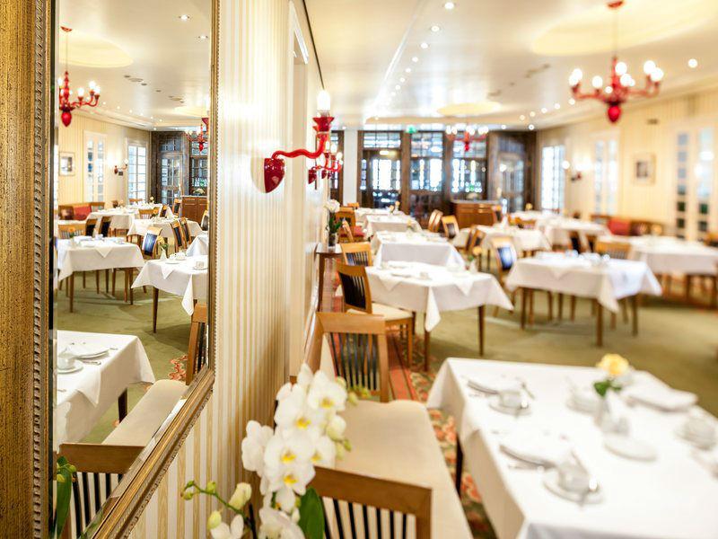 Beispiel: Restaurant Carl Alexander, Foto: Dorint am Goethepark Weimar