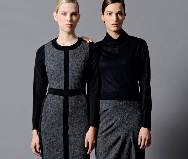 Beispiel: Festliche Mode für die Dame, Foto: Backs & Co.