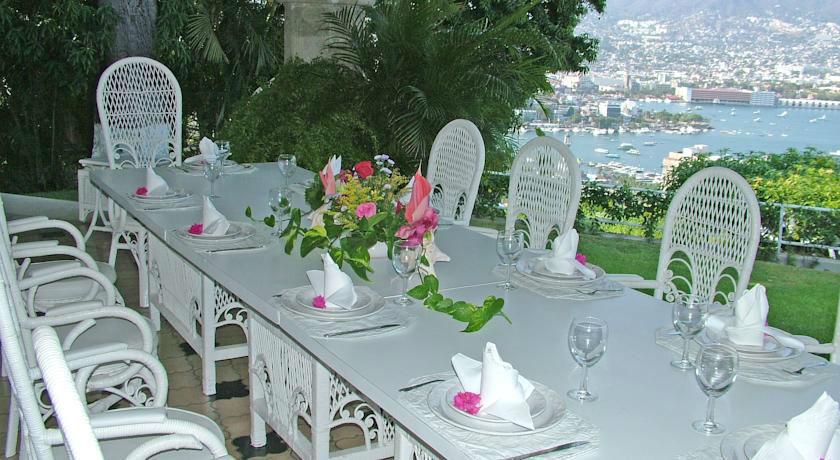 Villa Casa Mansión La Cima en Acapulco