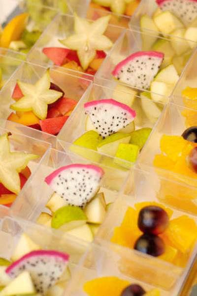 Beispiel: Erlesene Zutaten, Foto: Best Catering.com.