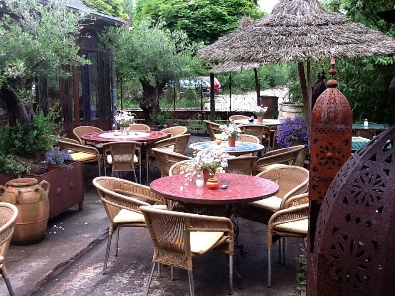 Beispiel: Terrasse, Foto: Le Marrakech.
