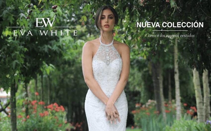 Nueva Colección Eva White Casa de Novias