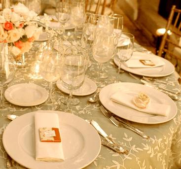 Organización de boda. Foto: Diseño Nupcial