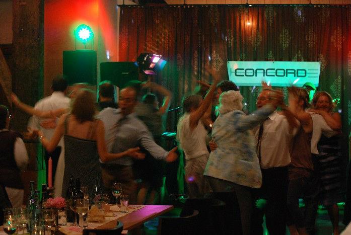 Stimmung mit Concord, Foto: Concord.