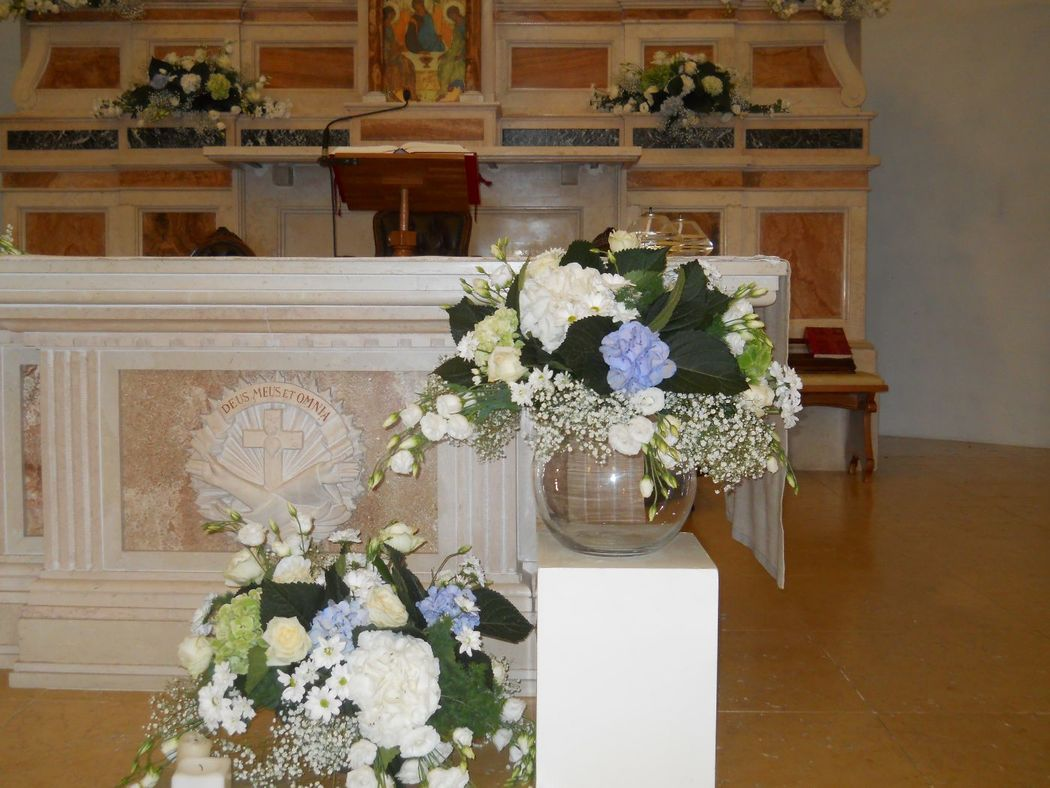 Backstage - Event & Wedding Planners: Allestimento Chiesa