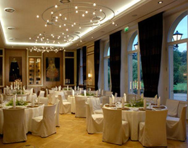 Beispiel: Schlosssaal, Foto: Schloss & Gut Liebenberg.