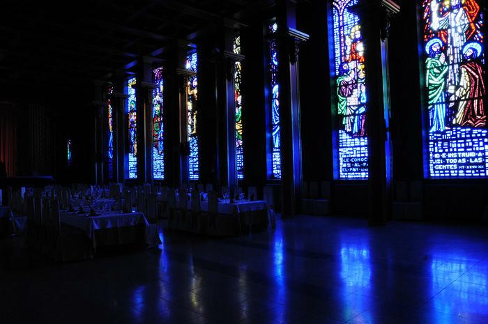 Salón del Verbo Divino del Hotel Convento I