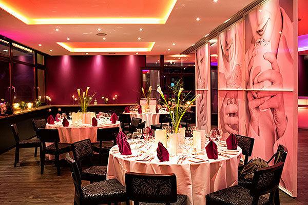Beispiel: Restaurant, Foto: Moods Bar & Restaurant.
