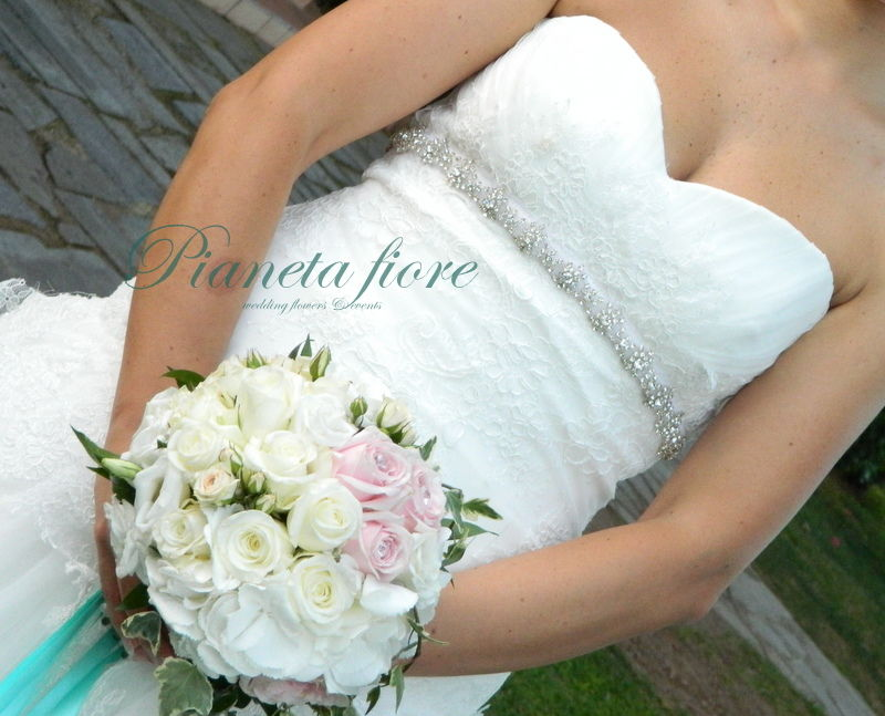 Ortensia Rose Sweet Avalanche  e Rose Spray <3 Alessandra