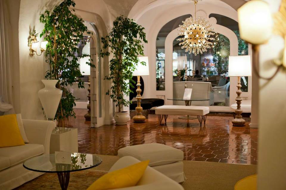 Hotel La Palma Capri