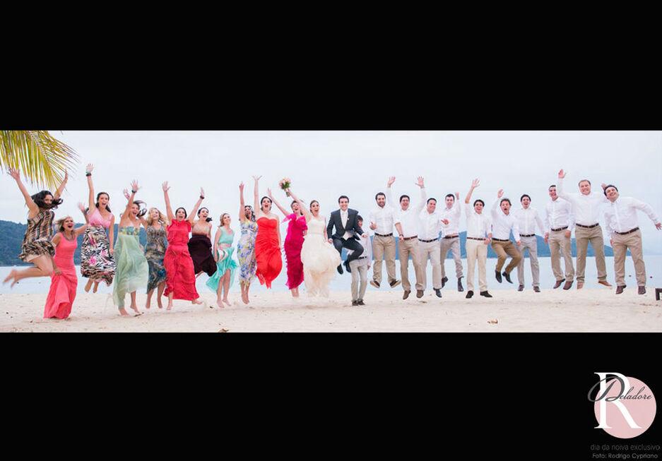 Noiva Julia Beleza: Dia da Noiva Exclusivo por Ro Deladore Foto: Rodrigo Cypriano