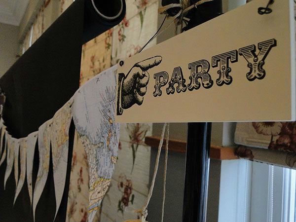 ¡Empieza la fiesta!