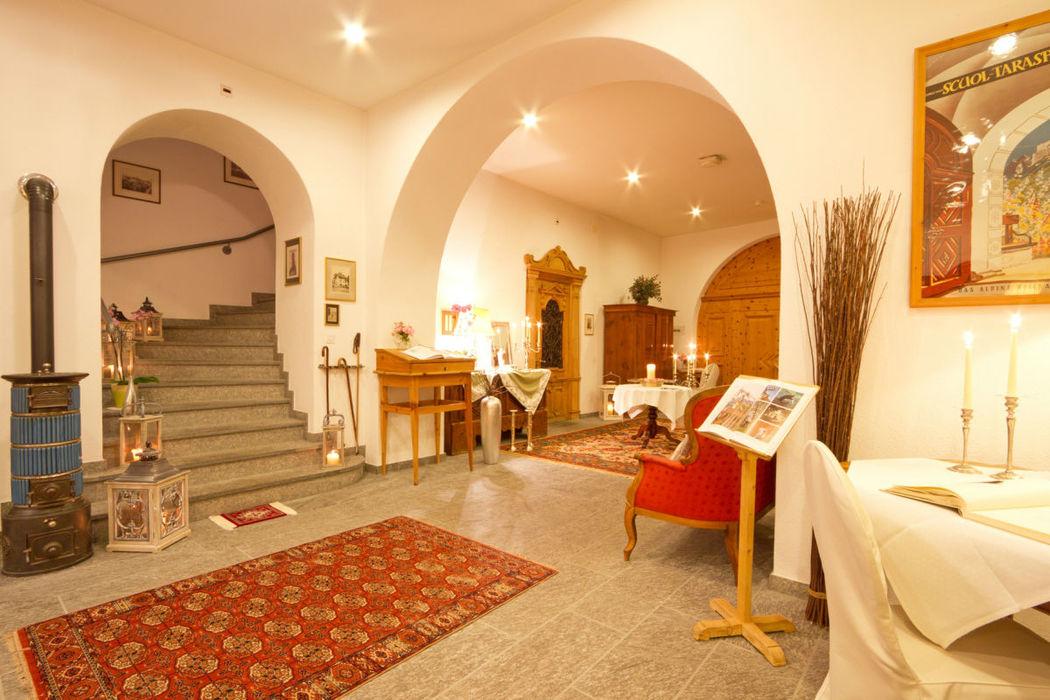 Beispiel: Impressionen vom Hotel, Foto: Hotel Villa Post.