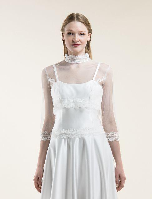 Nora (Kleid mit Bluse)