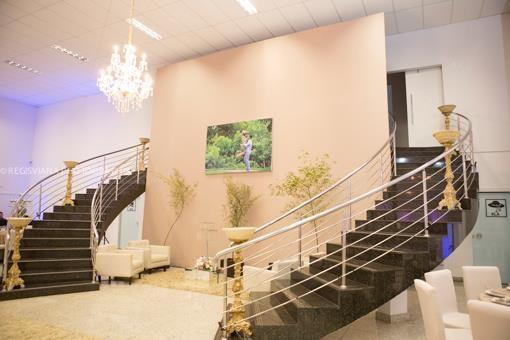 Escadas em granito