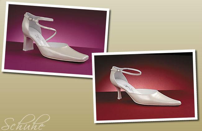 Beispiel: Schuhe, Foto: Traumbraut.