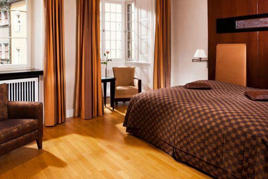 Beispiel: Thomas-Mann-Suite, Foto: Hotel Elephant.