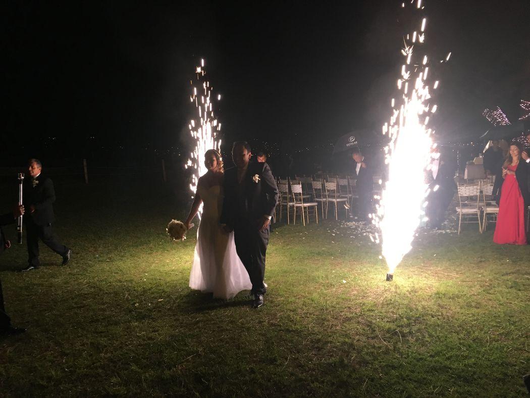 Cuatro 40 Eventos Matrimonio Julian & Paola en el centro de convenciones de Paipa Boyacá