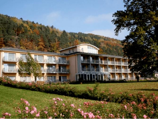 Außenansicht, Foto: Parkhotel Bad Schandau