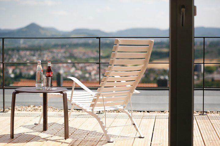 Beispiel: Terrasse mit Ausblick, Foto: Hotel Schönbuch.
