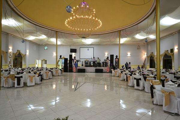 Salón Dubái & Katar