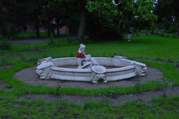 Beispiel: Schlosspark, Foto: Schloss Bredenfelde.