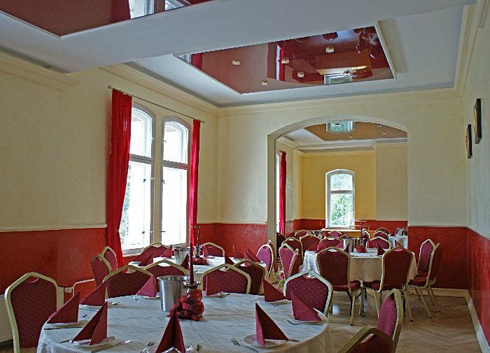 Beispiel: Beletage, Foto: Villa am Fennpfuhl.