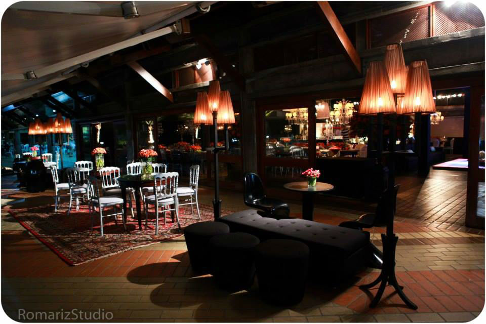 Admirato Eventos. Foto: Romariz Studio