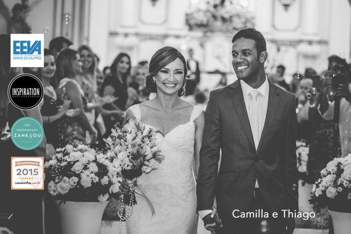 Teaser Camila e Thiago Saquarema - RJ