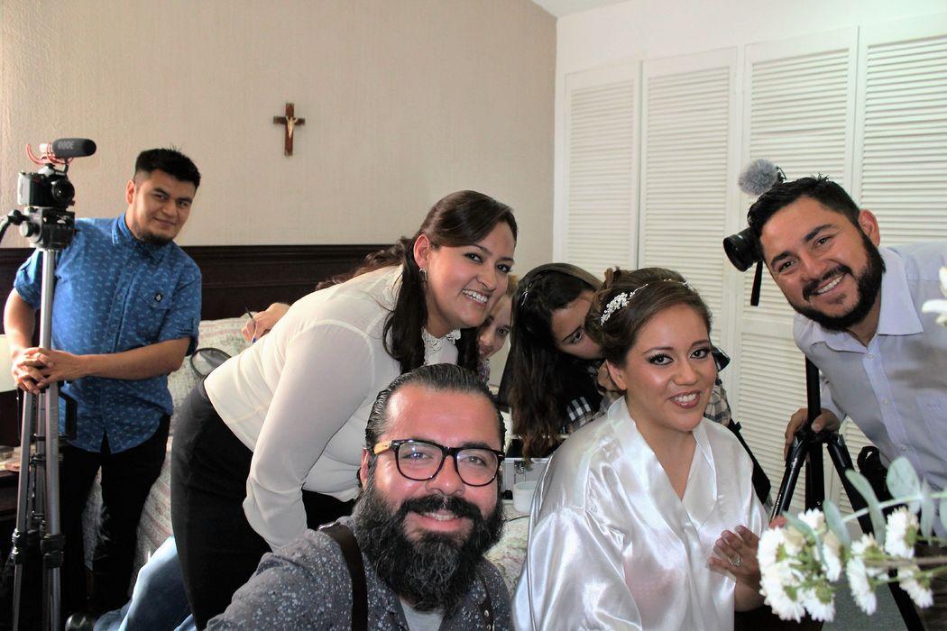Cuidando a la novia