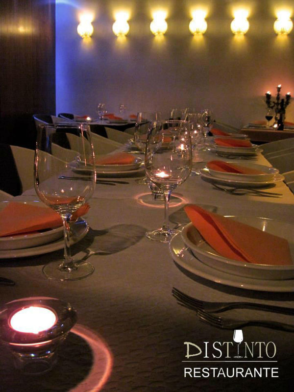 Foto: Restaurante Distinto