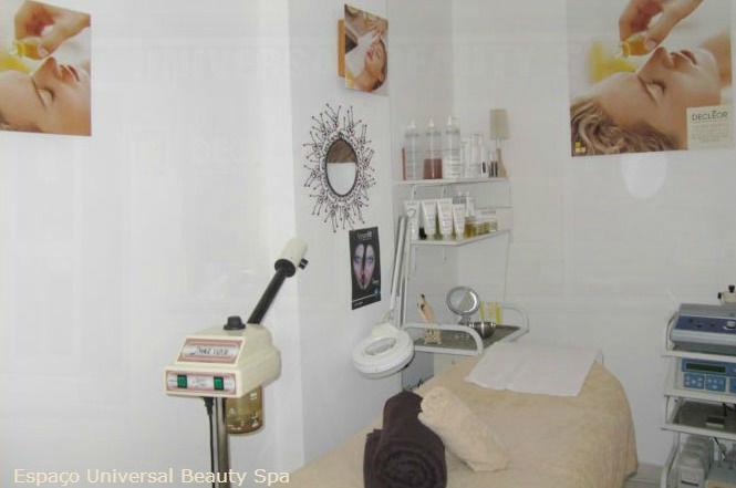 Foto: Universal Beauty Spa e Estética