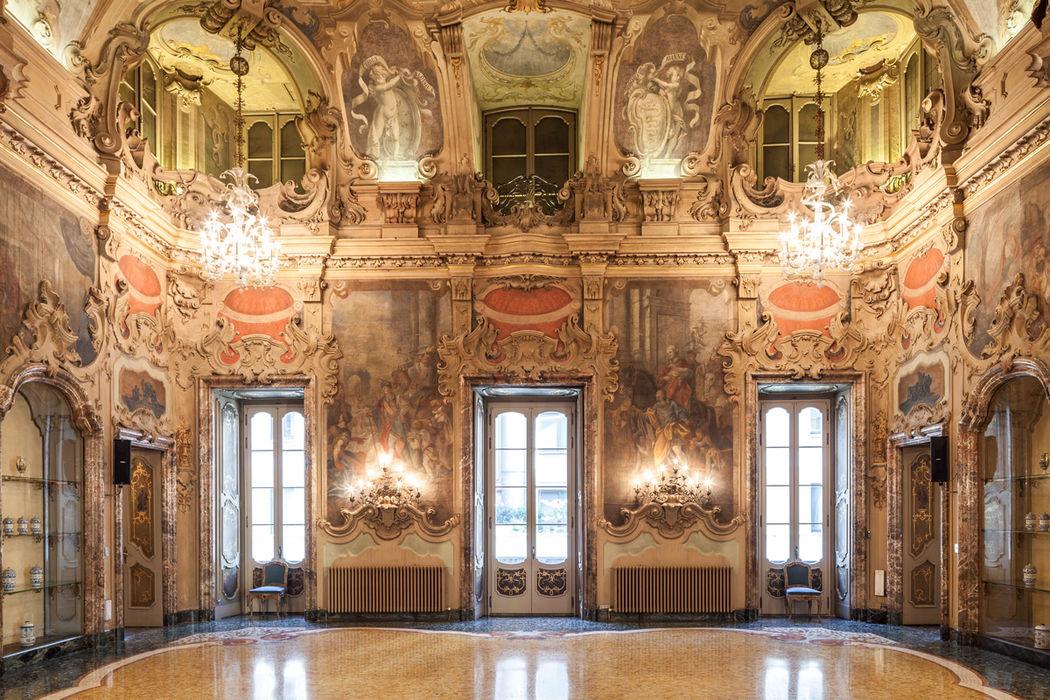Sala Visconti  - Palazzo Visconti Milano