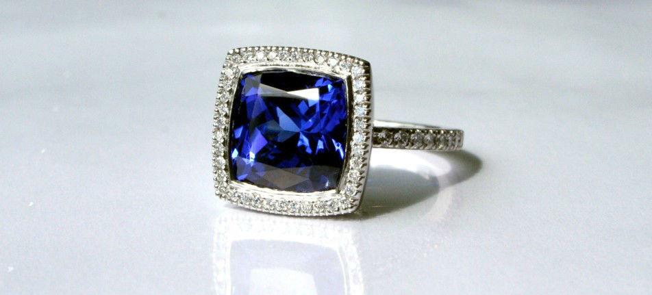 Beispiel: Ringe mit Stil, Foto: Juwelier Theobald.
