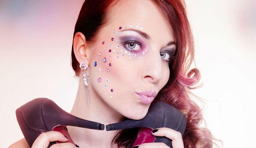 Beispiel: Ihr Make-up Artist für Ihre Hochzeit, Foto: Judy Stettler Make-up Artist.