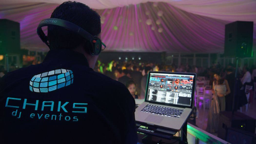 Chaks dj Eventos