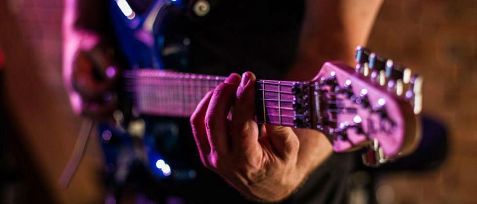 Beispiel: Der Gitarrist, Foto: Popsofa.
