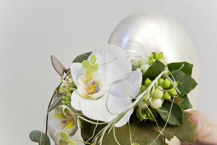 Beispiel: Blumenkunst, Foto: Blumen Maarsen.