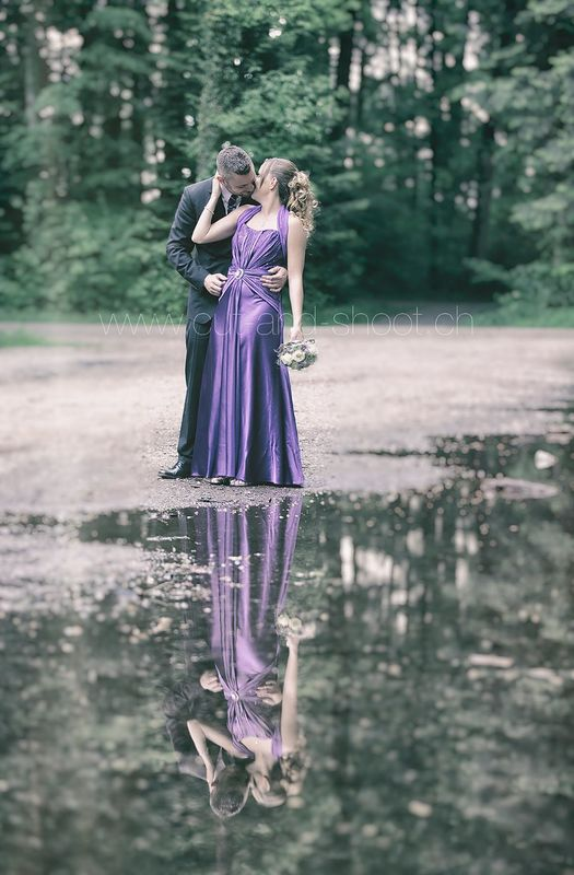 Beispiel: Paaraufnahmen auch bei schlechteren Wetterverhältnissen Foto: Cut & Shoot.