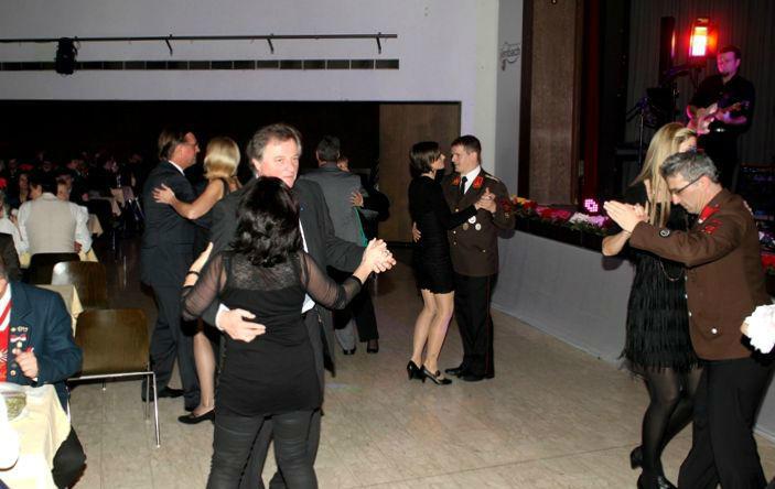 Beispiel: Tanzstimmung, Foto: Conncection 2.