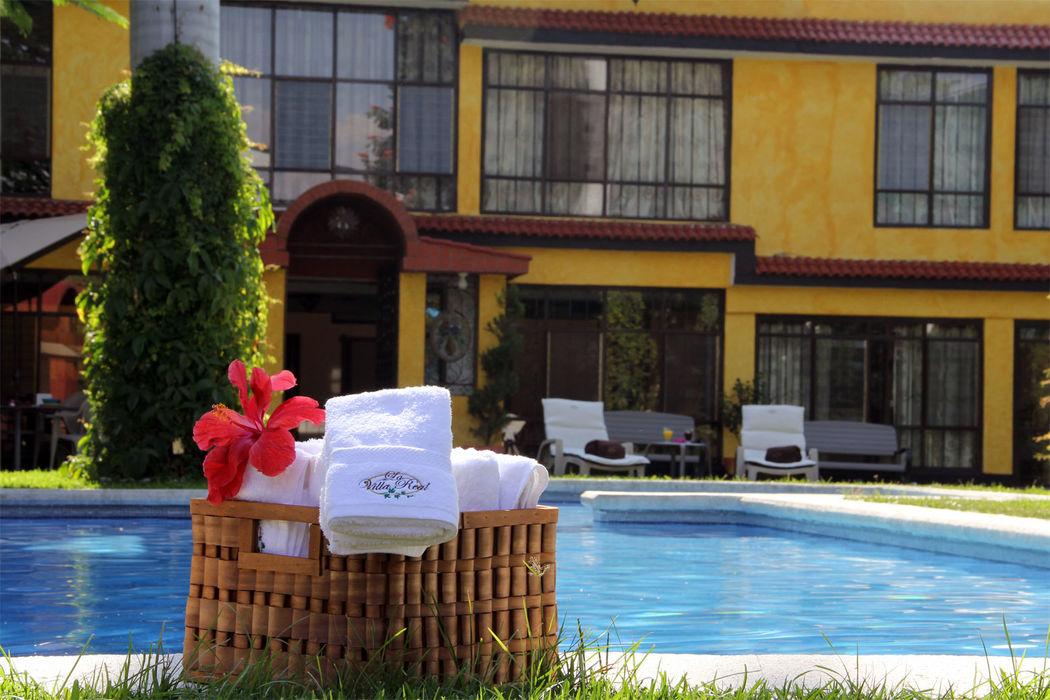 Hotel Boutique Hacienda La Villa Real Alberca
