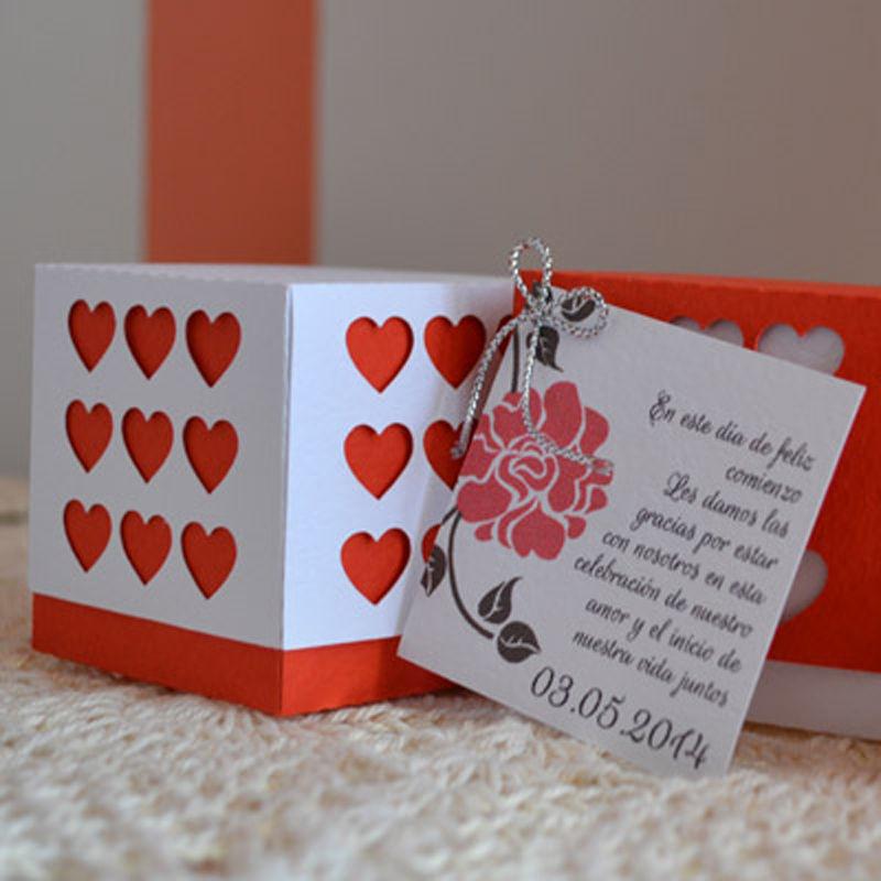 Souvenirs - Caja Corazón